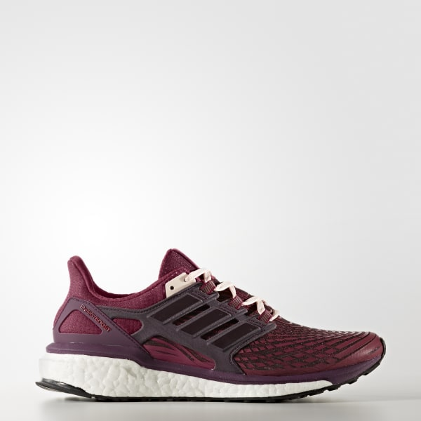 Energy Boost Shoes Red CG3057