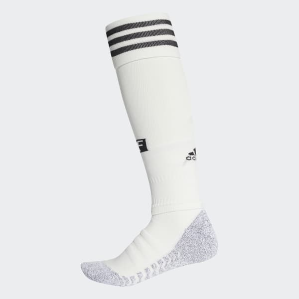Real Madrid Home Authentic Socks White CW8715
