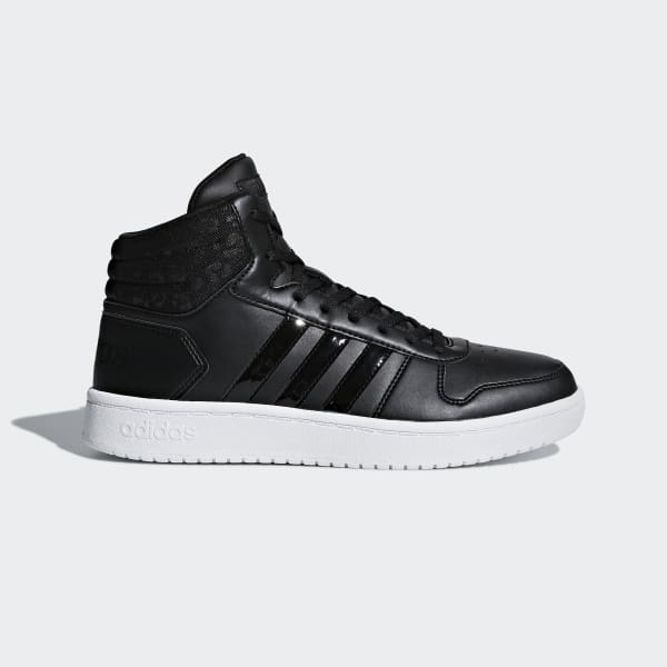 Hoops 2.0 Mid Shoes Black DB1226