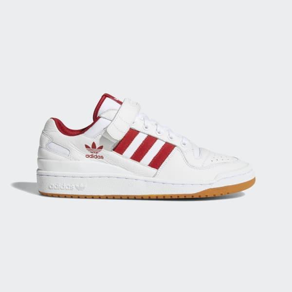 Sapatos Forum Low Top Branco B37769