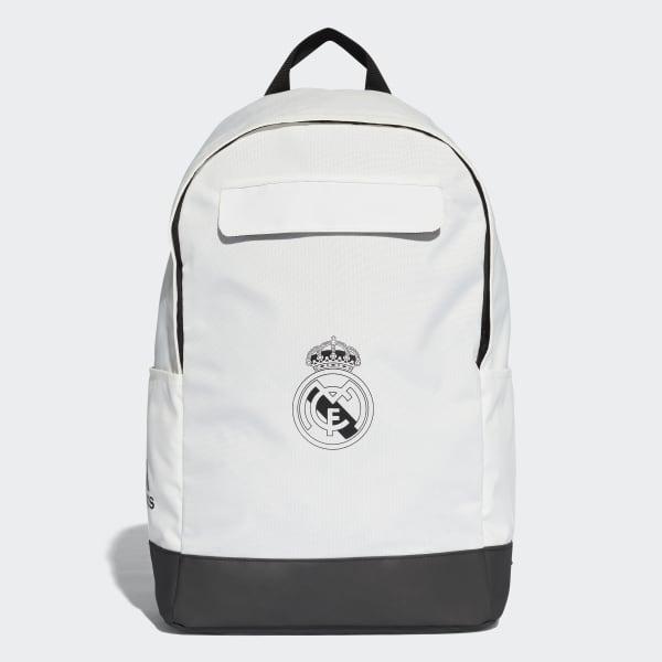 Mochila Real Madrid Blanco CY5597
