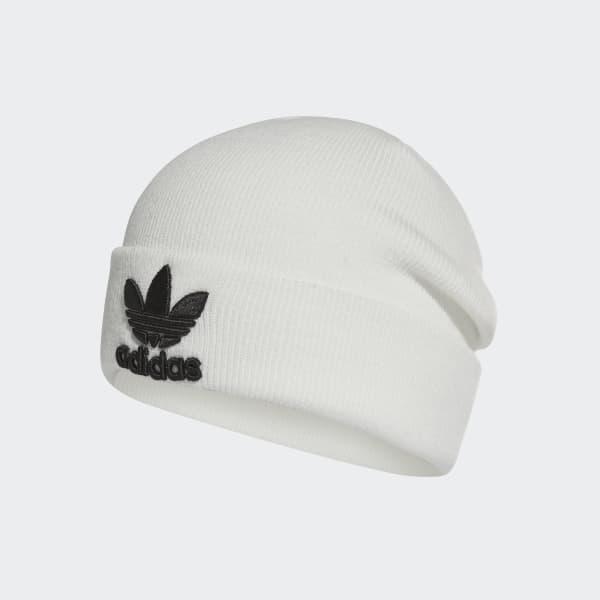 Trefoil Mütze weiß DH4295