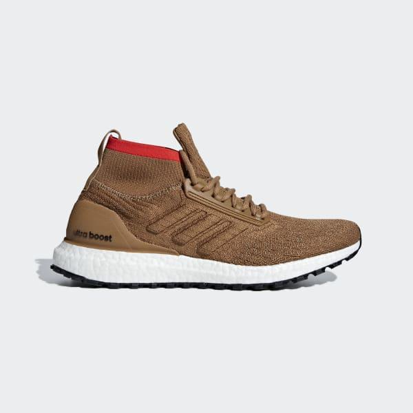 Ultraboost All Terrain Shoes Beige CM8258