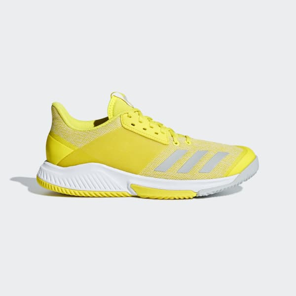 Chaussure Crazyflight Team jaune CP8894