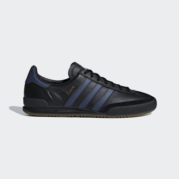 Jeans Schoenen zwart B42228