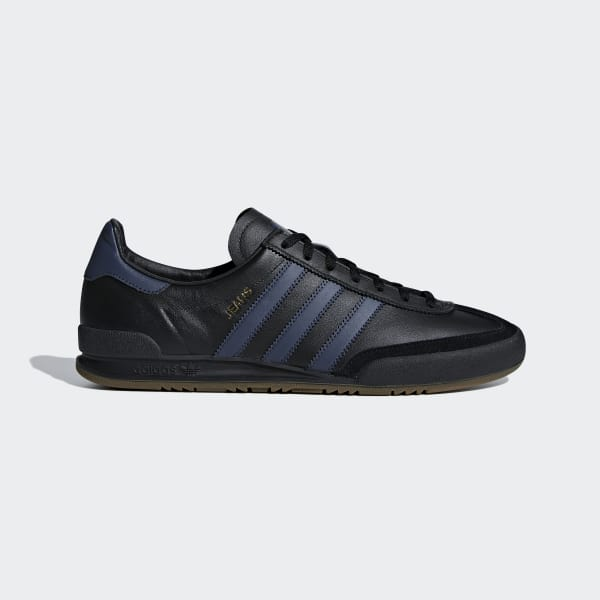 Zapatilla Jeans Negro B42228