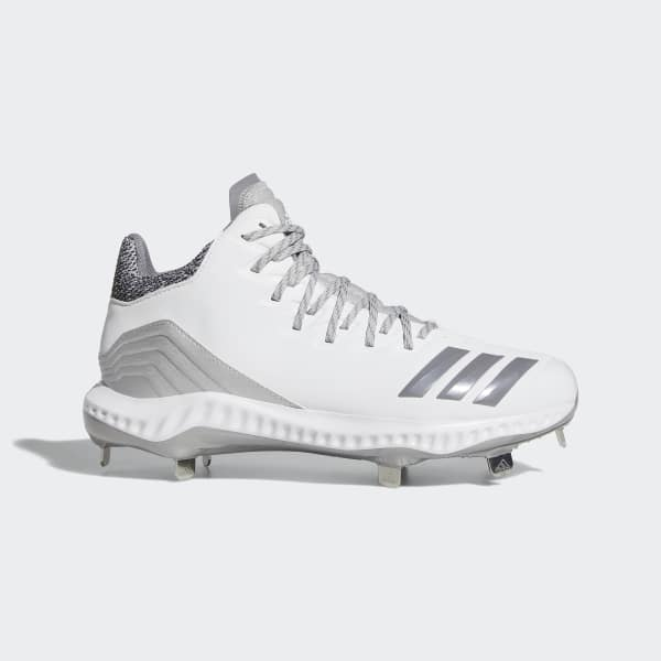 Icon Bounce Mid Cleats White CG5181