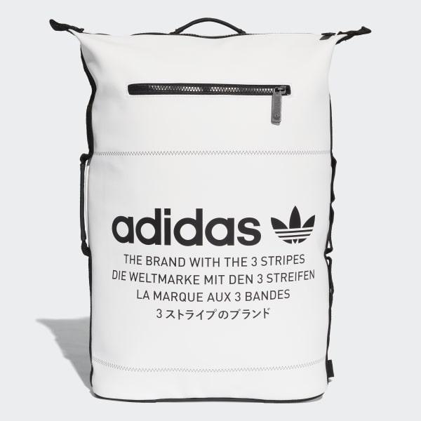 adidas NMD Rucksack weiß DH3098