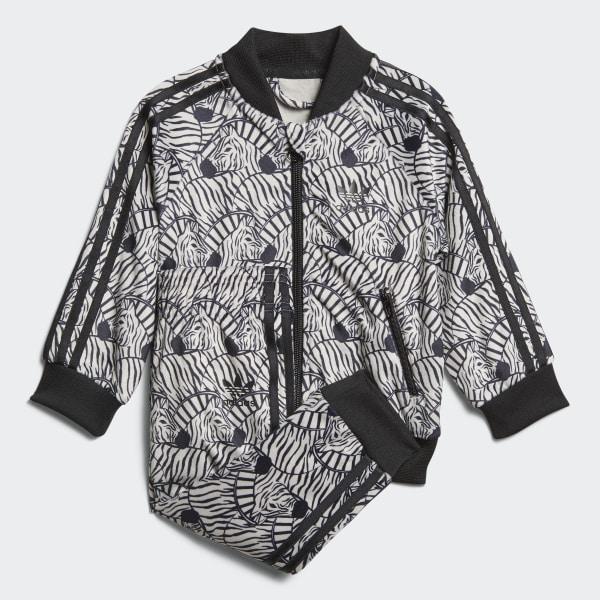 Zebra SST Track Suit Beige D98811