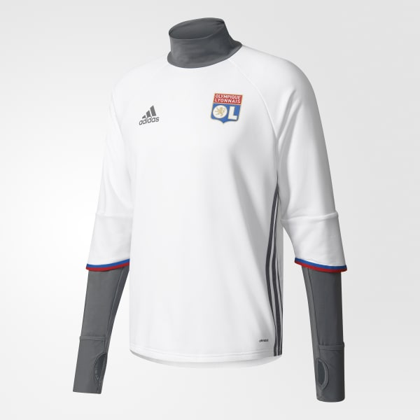 Olympique Lyon Training Top White AP1418