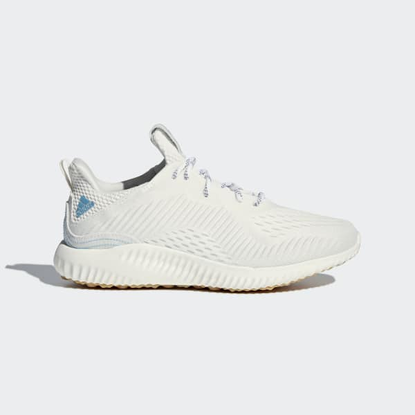Chaussure Alphabounce 1 Parley blanc CQ1491