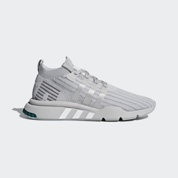 EQT Support Mid ADV Primeknit Shoes Grey B37372