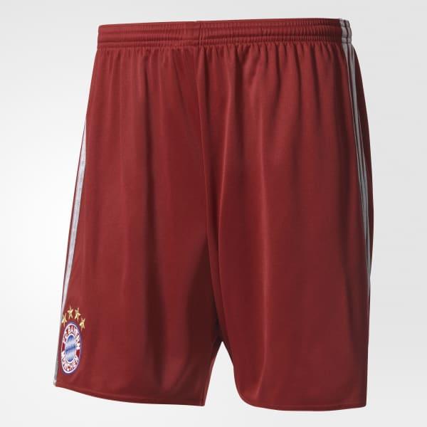Short FC Bayern Munich UCL rouge AI0067