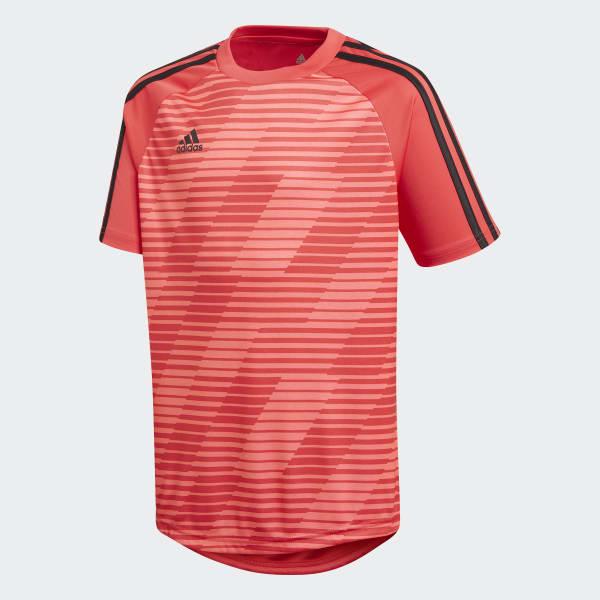 Tango Graphic Voetbalshirt rood CV9913