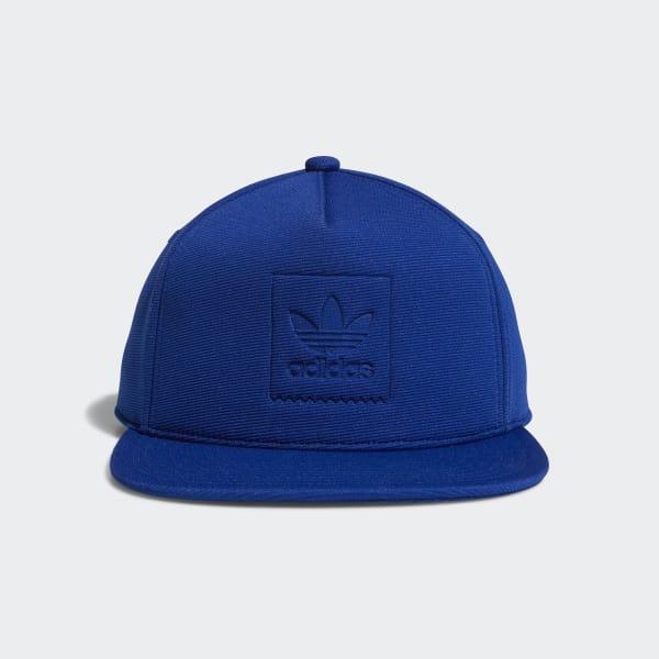 Boné Snapback Inject Azul DH2573