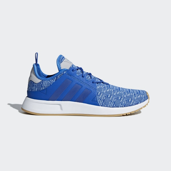 X_PLR Schuh blau AH2357