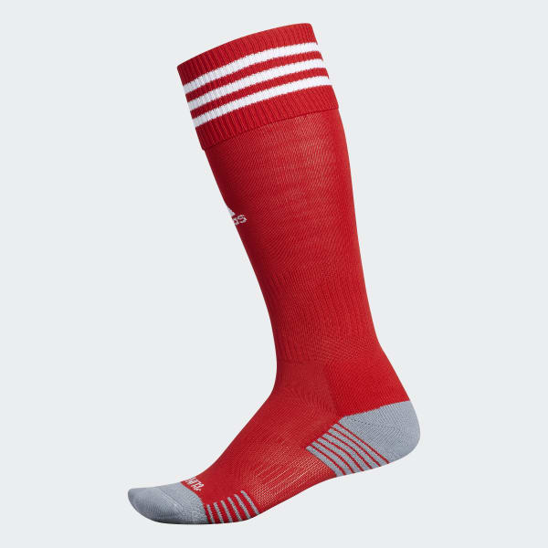 Copa Zone Cushion III Socks Red CI0764