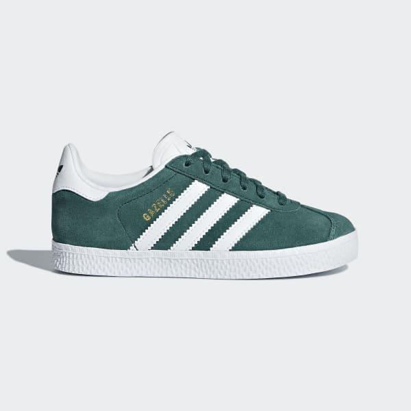Gazelle Shoes Green AQ1731