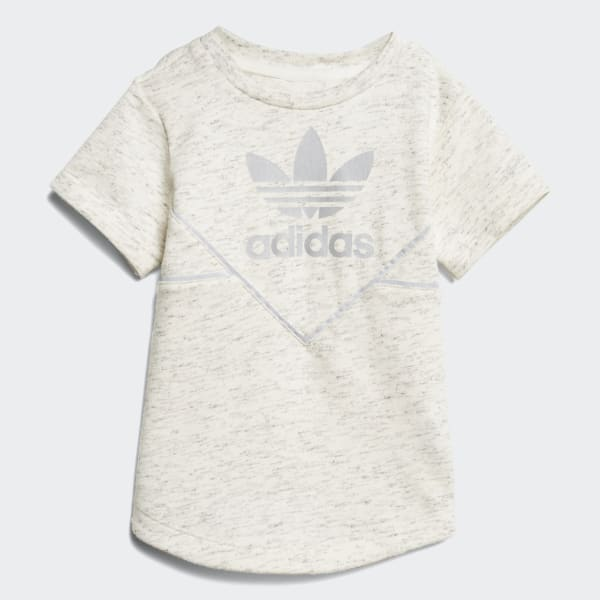 T-shirt French Terry Bianco CE1142