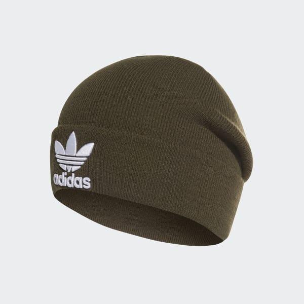 Trefoil Mütze grün DH4298
