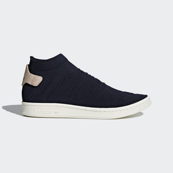 Stan Smith Sock Primeknit Schoenen zwart CQ2901