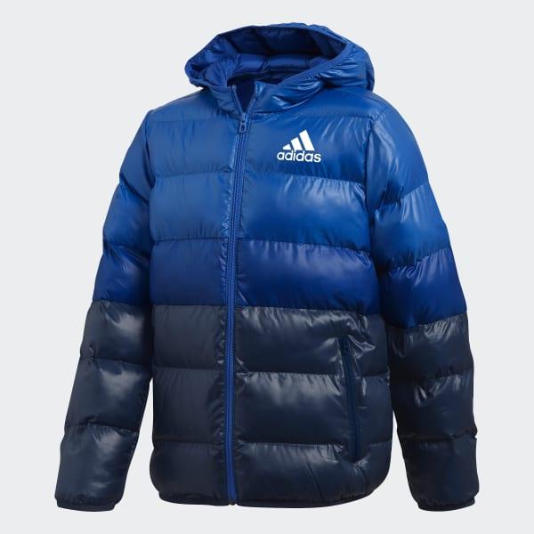 Down Jacket Blue CF1605