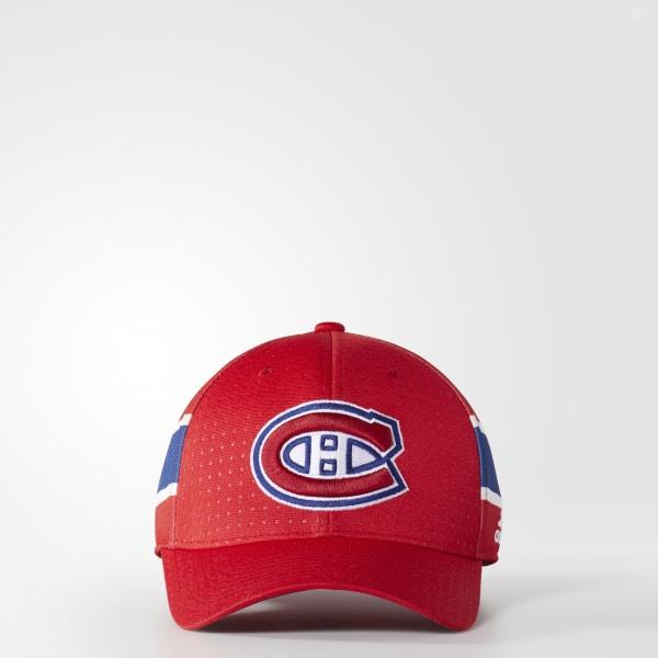 Canadiens Structured Flex Draft Hat Multicolor BZ8718