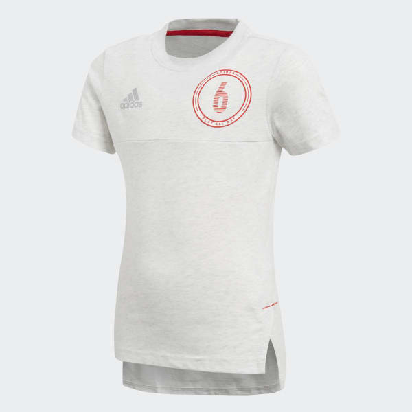 Playera Cotton Blanco CF6699