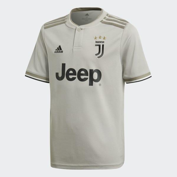 Juventus Away Jersey Grey CF3506