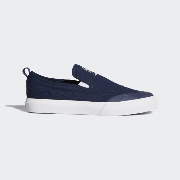 Matchcourt Slip-On Schuh blau CQ1133