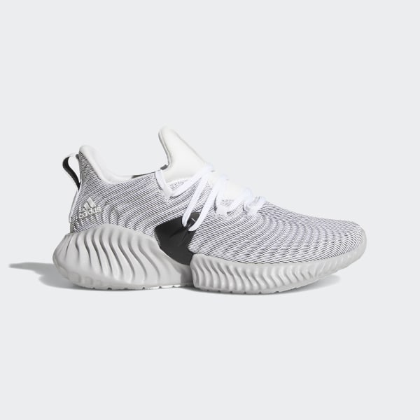 Alphabounce Instinct Shoes White B42269