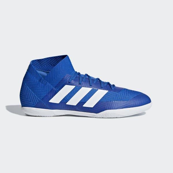 Nemeziz Tango 18.3 Indoor Voetbalschoenen blauw DB2196