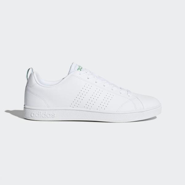 VS Advantage Clean Shoes White F99251