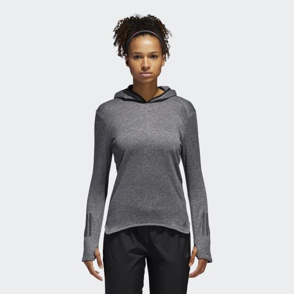 Sweat-shirt à capuche Response Astro Grey BK3161