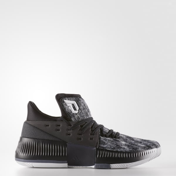 Dame 3 Shoes Black BY3760