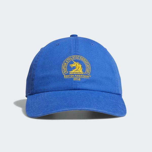 Boston Marathon® Ultimate Hat Blue CJ5763