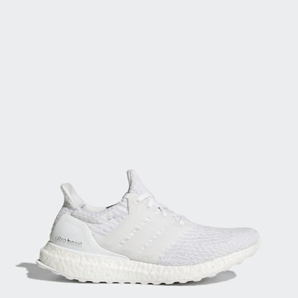 Ultra Boost Shoes Branco BA7686