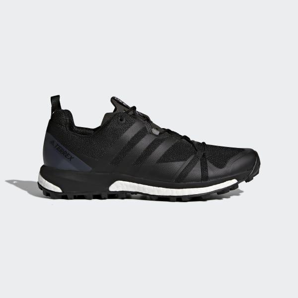 Terrex Agravic Schuh schwarz BB0960