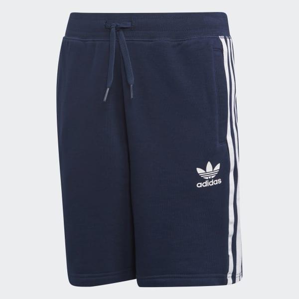 Short Trefoil Blu DH2683
