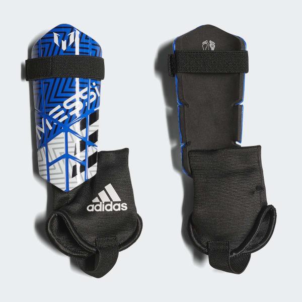 Messi 10 Shin Guards Blue CW5578
