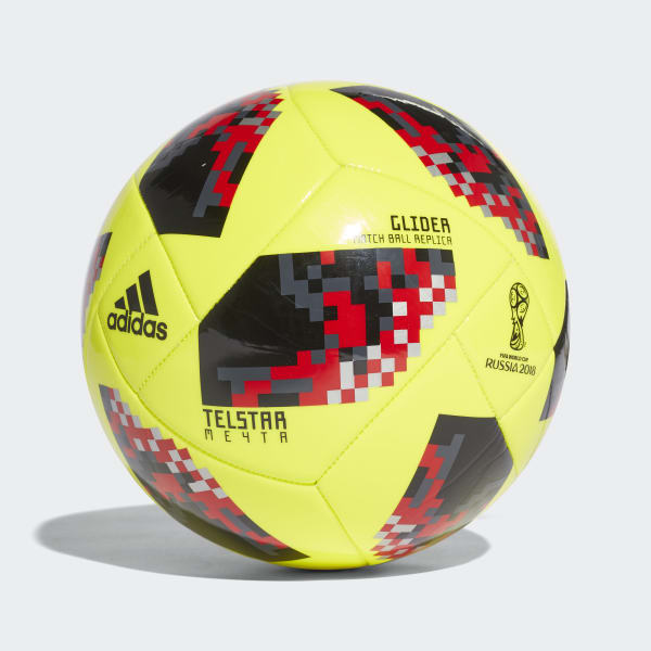 FIFA World Cup Knockout Glider Ball Yellow CW4689