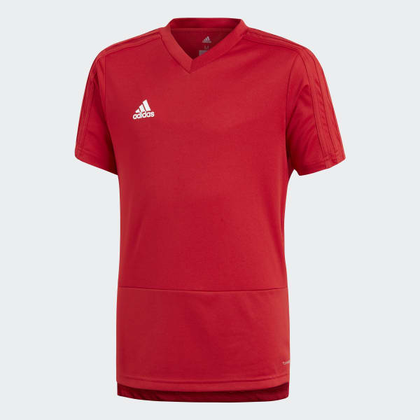 Condivo 18 Training Jersey Red CG0375
