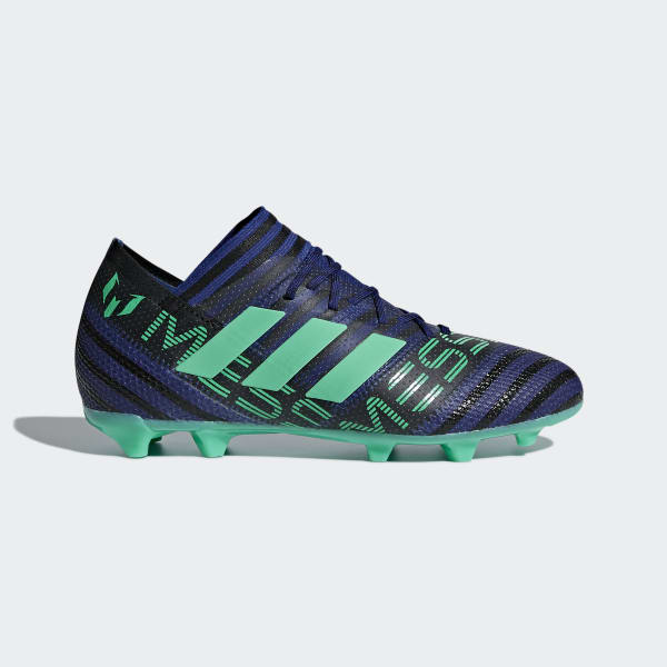 Nemeziz Messi 17.1 FG Fußballschuh blau CP9160