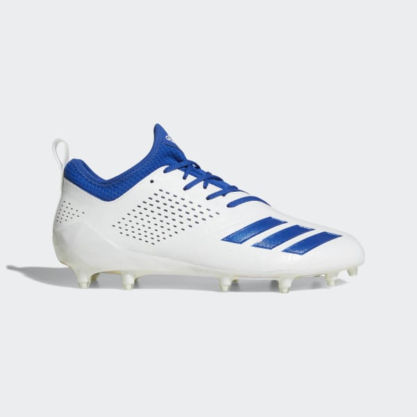 Adizero 5-Star 7.0 Cleats White D96752