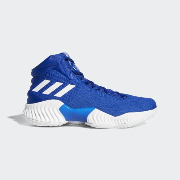 Pro Bounce 2018 Shoes Blue AH2667