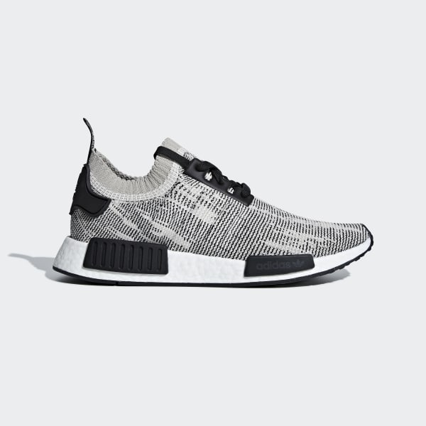 NMD_R1 Primeknit Shoes Grey AQ0899
