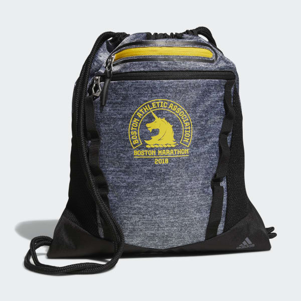 Boston Marathon® Rumble II Sackpack Grey CJ5762