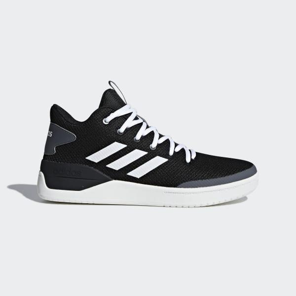 B-Ball 80s Shoes Black B44833