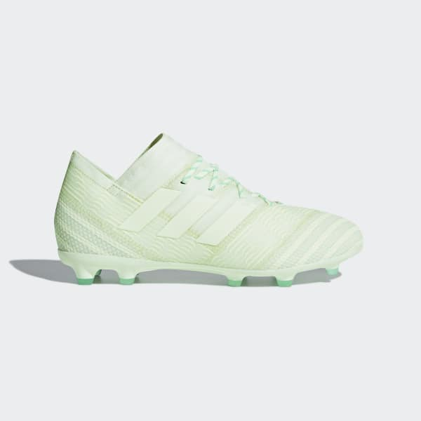 Scarpe da calcio Nemeziz 17.1 Firm Ground Verde CP9154