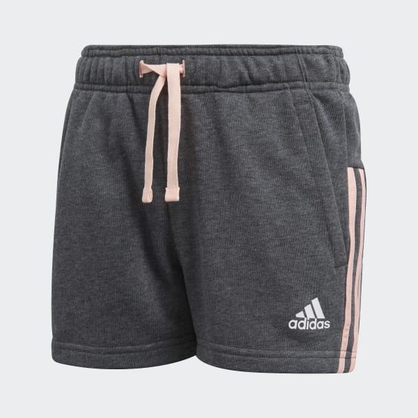 Essentials 3-Stripes Mid Shorts Grey DJ1301